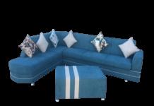 Modern Köşem Koltuk Takımı Aqua
